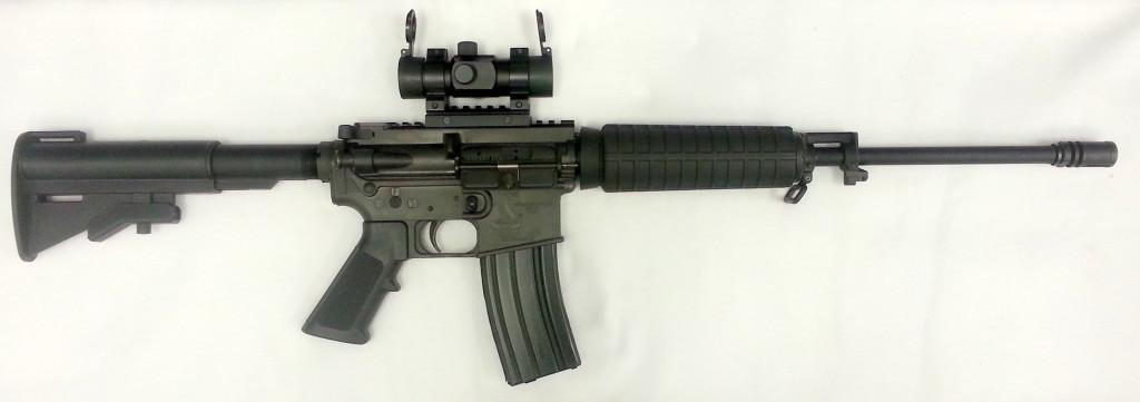 Bushmaster Carbon -15