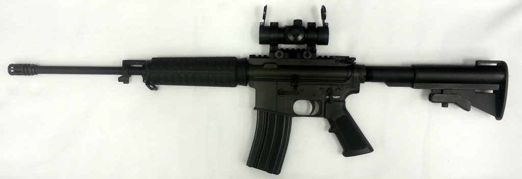 Bushmaster Carbon -15-2