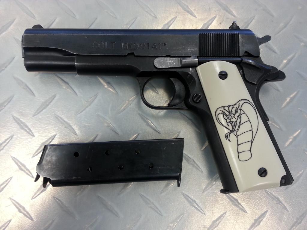 Colt M1991A1 Series 80 45 AUTO-2