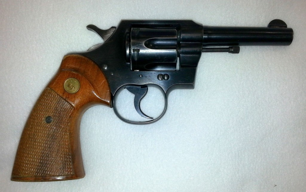 Colt Special Police PREWAR