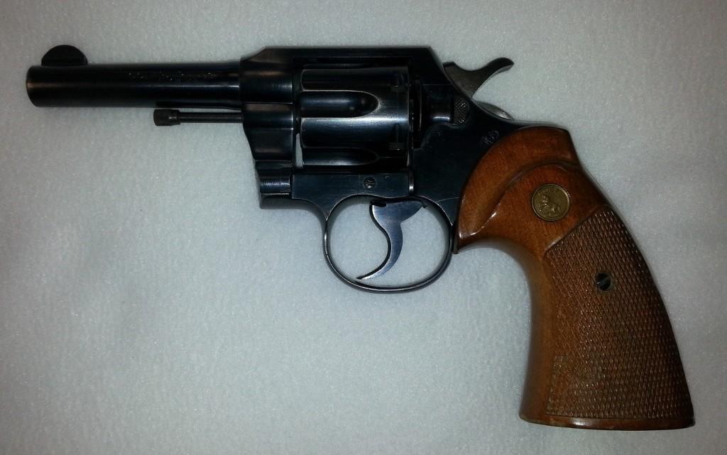 Colt Special Police PREWAR-2