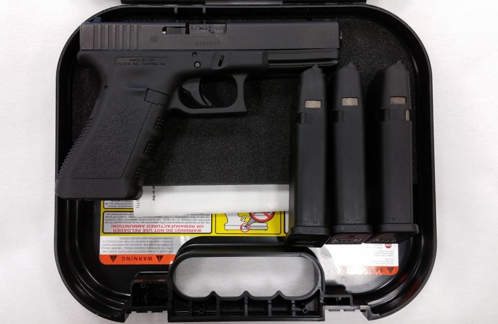 Glock 17 GEN 3 9MM