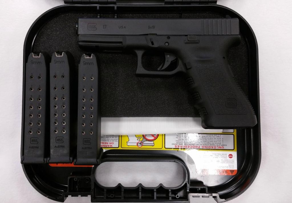 Glock 17 GEN 3 9MM-2