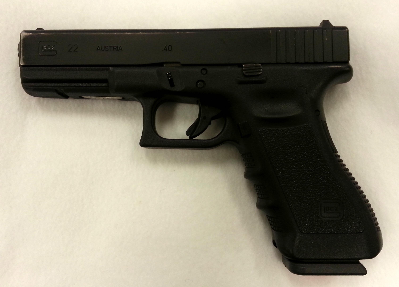 Glock 22 $0 Cal One Mag-2