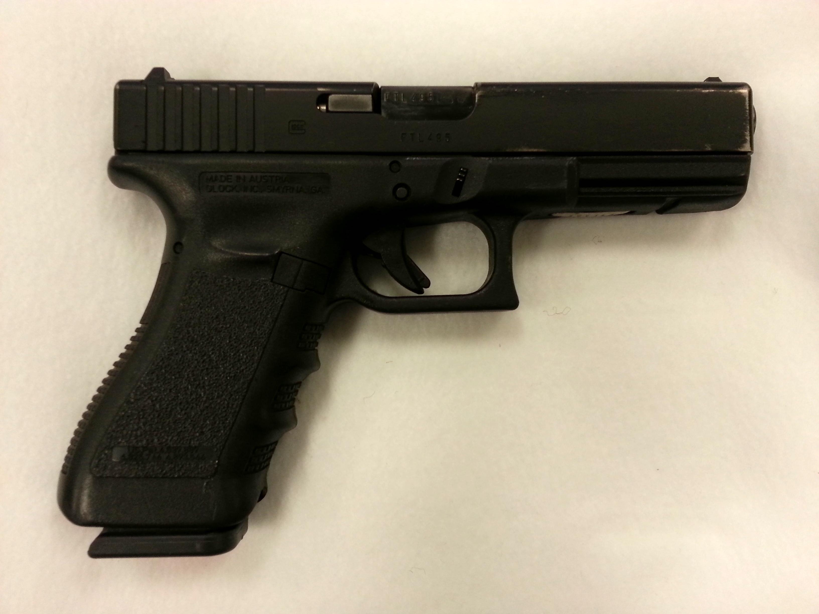 Glock 22 $0 Cal One Mag