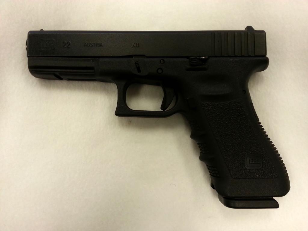 Glock 22 40 Cal 3rd gen-2