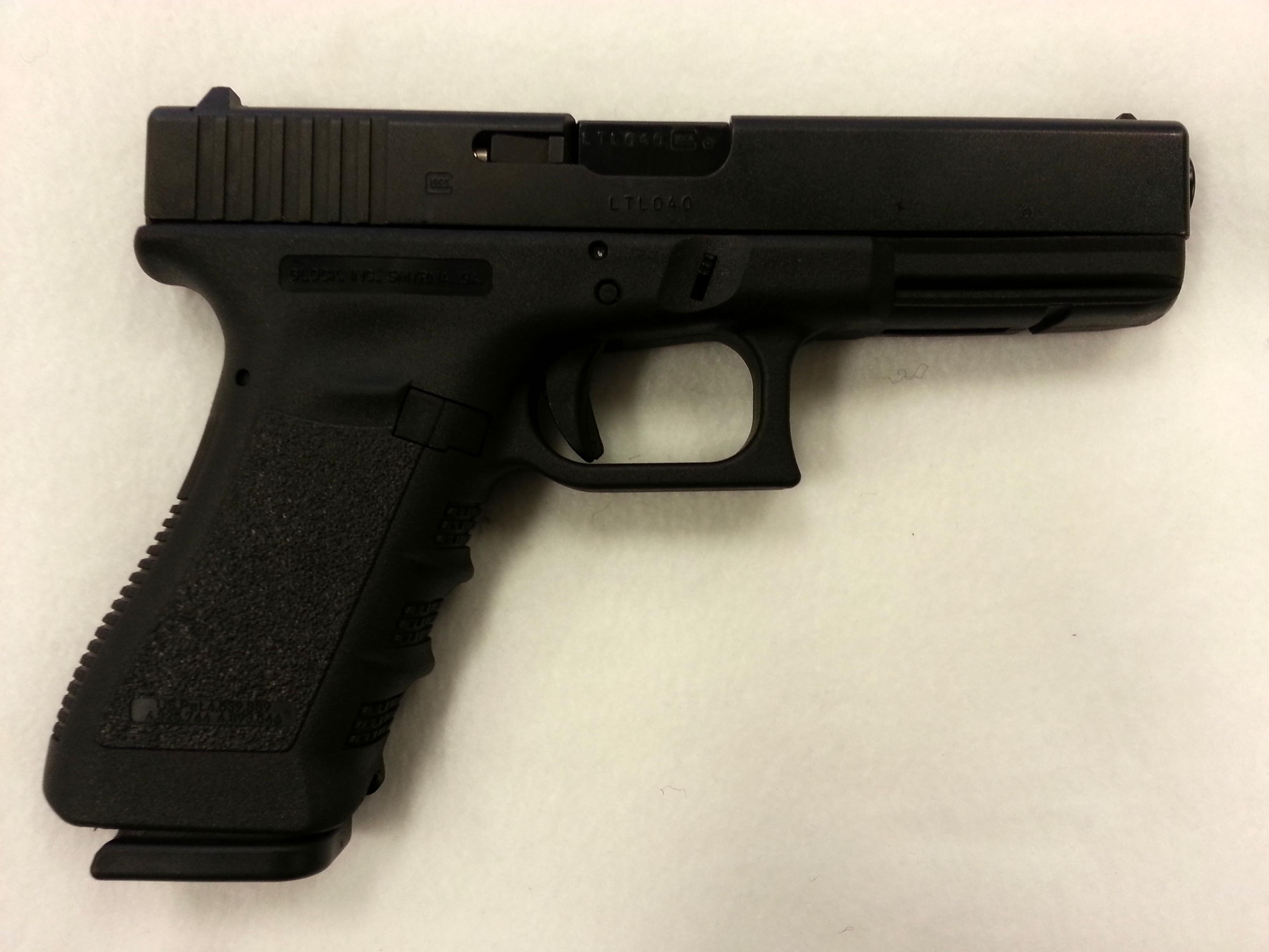 Glock 22 40 Cal 3rd gen