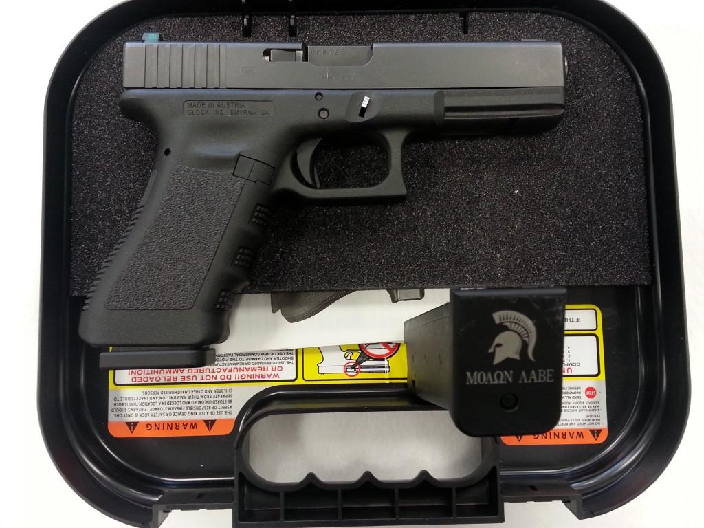 Glock 22 GEN 3 Night Sights1