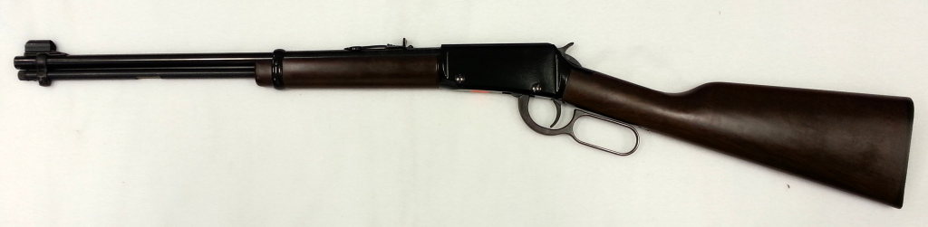 Henry Lever Action 22-2