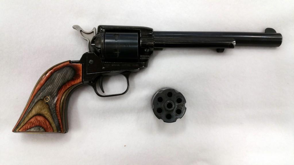 Heritage Rough Rider 22 Revolver