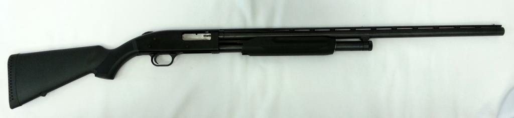 Mossberg 500A Black