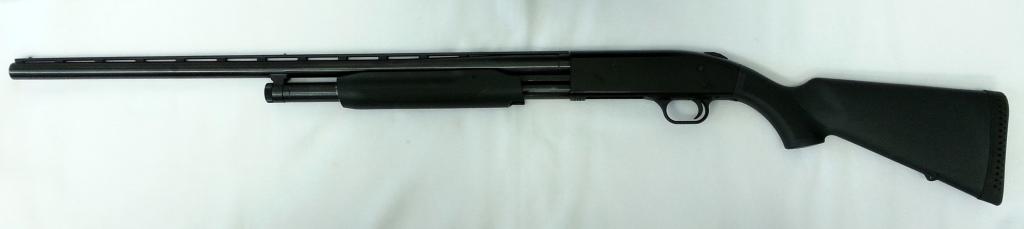 Mossberg 500A Black-2