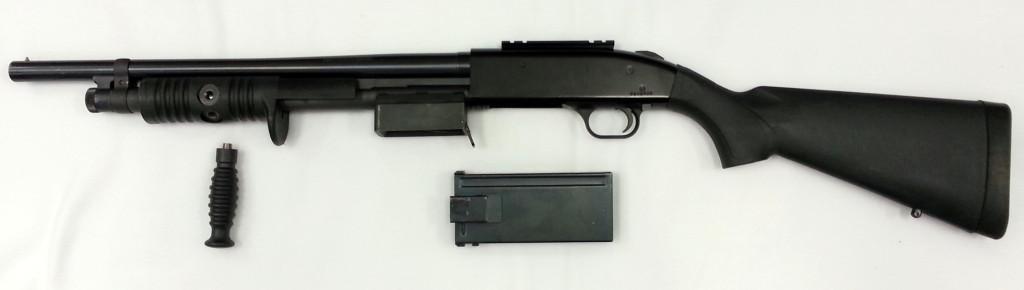 Mossberg 500A Knoxx Kit-2