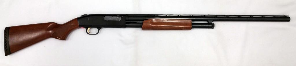 Mossberg 500A Wood Stock