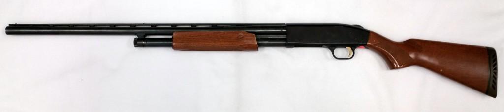 Mossberg 500A Wood Stock-2