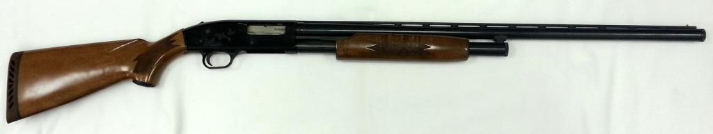 Mossberg 500AL 12GA Pump