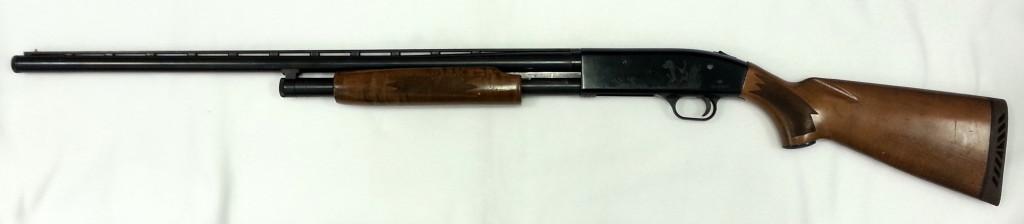 Mossberg 500AL 12GA Pump-2