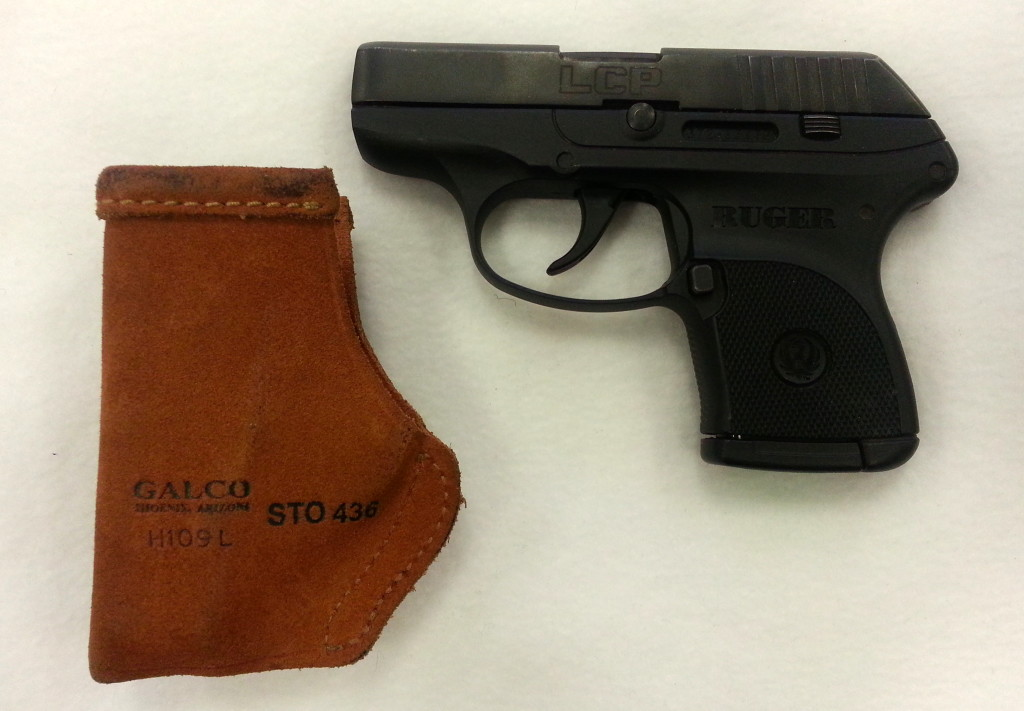 RUGER LCP 380-2
