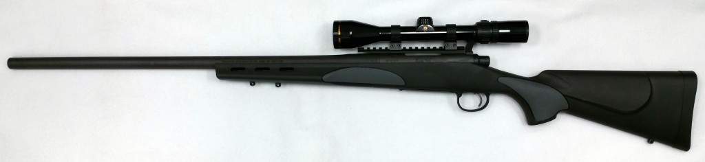 Remington 700 SPS 204 Ruger-2