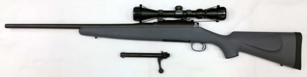 Remington 710 30-06 with Scope-2