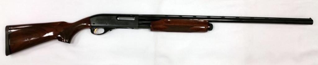 Remington 870 Wingmaster Pump with Etching