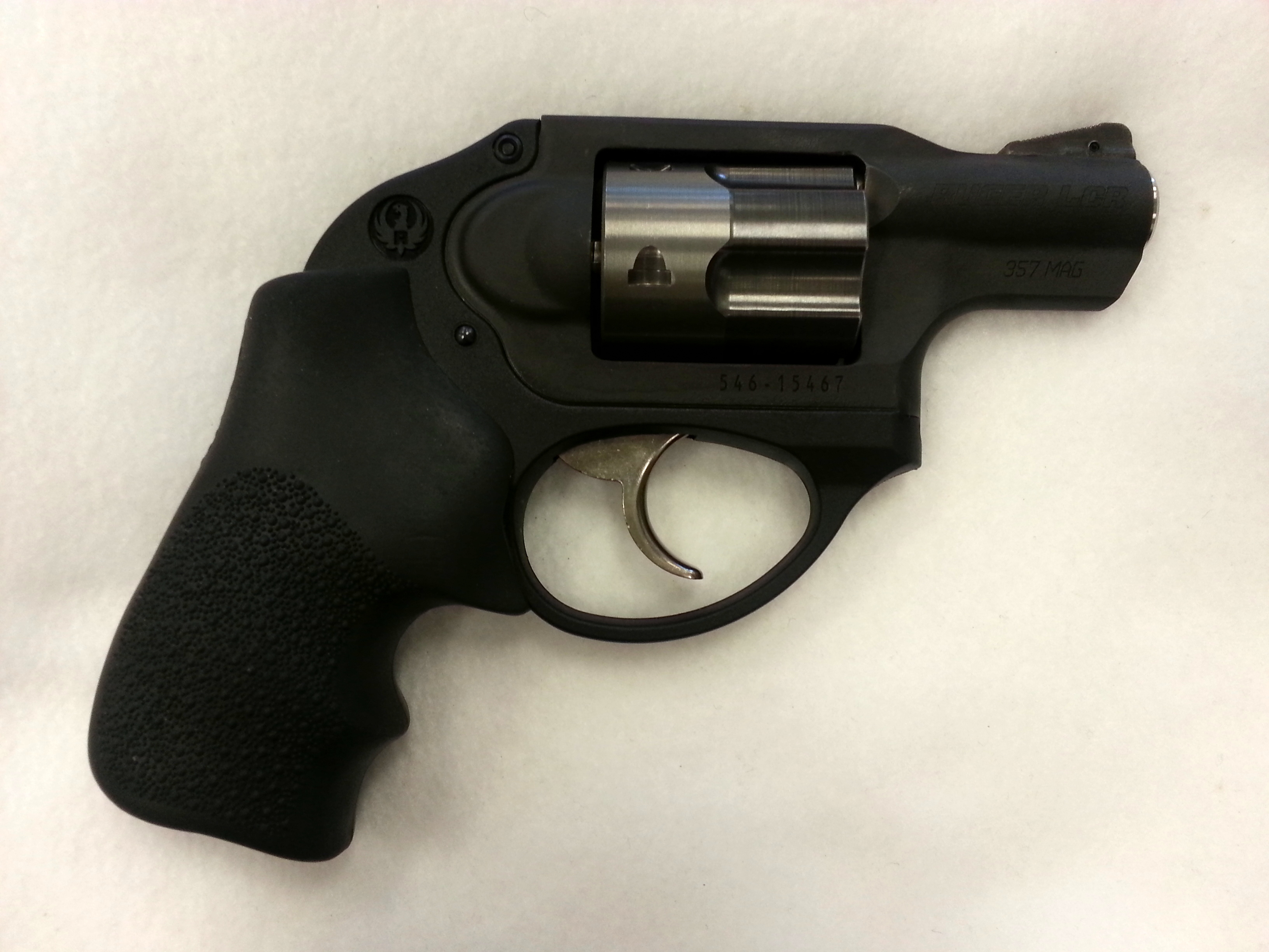 Lcr In Hand : Ruger lcr mag