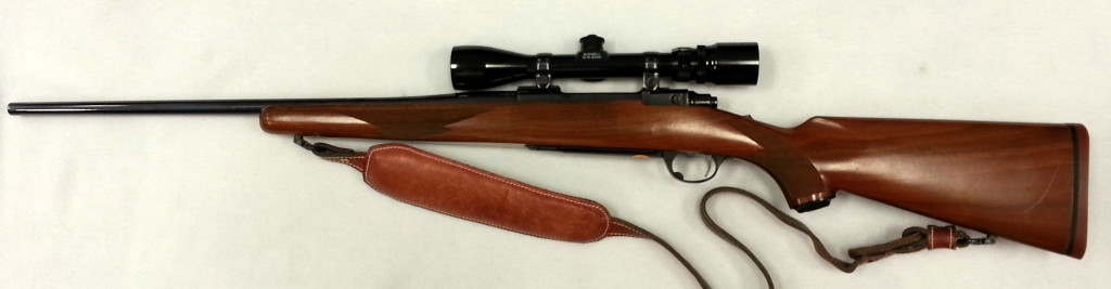 Ruger M77 30-06 with Scope-2