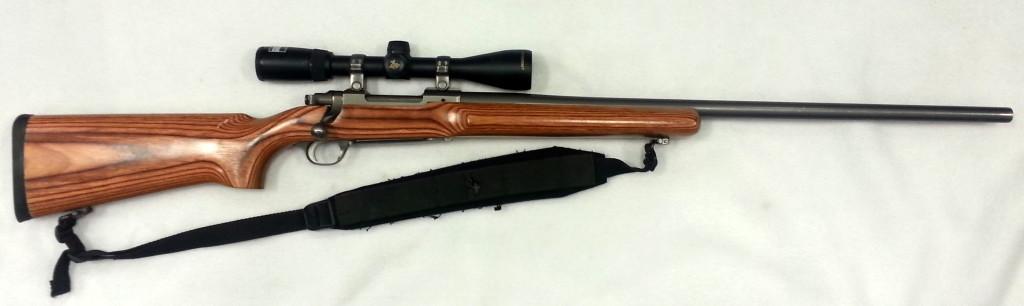 Ruger M77 Mark II 308 Target