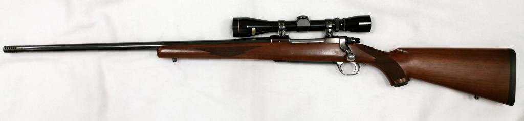 Ruger M77 Mark II LEFT HANDED