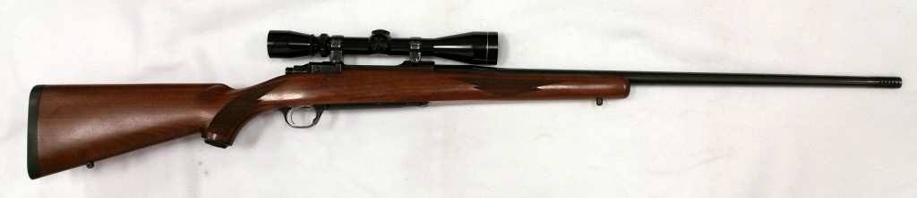 Ruger M77 Mark II LEFT HANDED-2