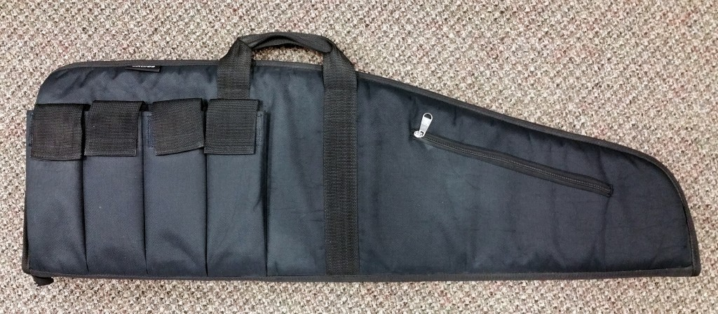 Ruger Mini 14-3 bag