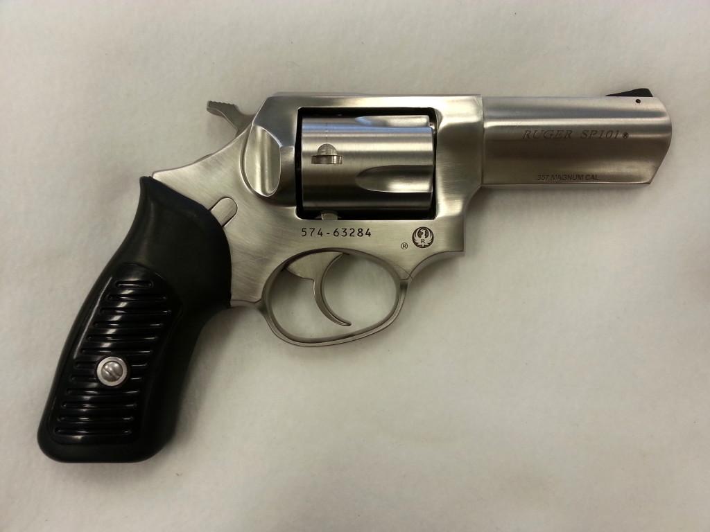 Ruger SP101 Revolver 357 Magnum