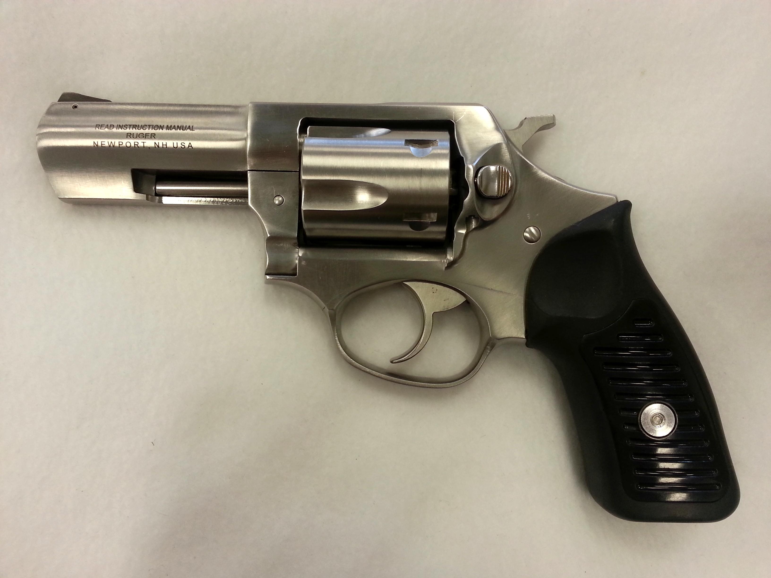 Ruger SP101 Revolver 357 Magnum-2