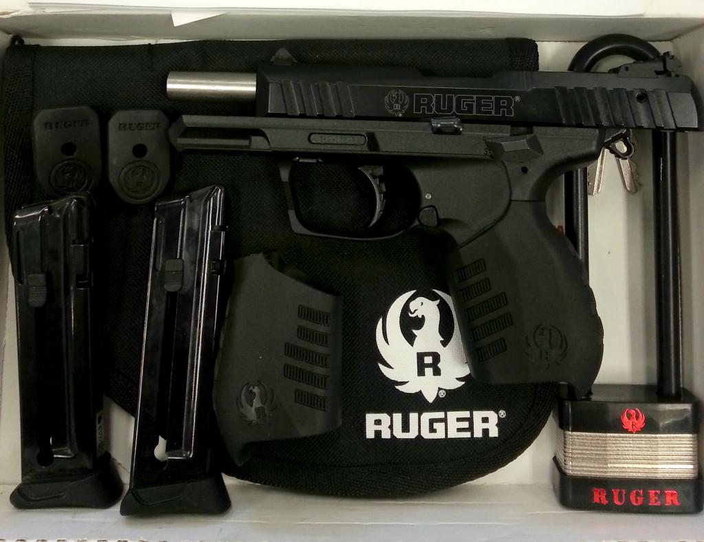 Ruger SR22 Model 3600-1