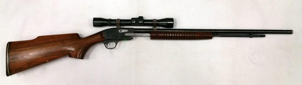 Savage Model 29b Pump Action 22