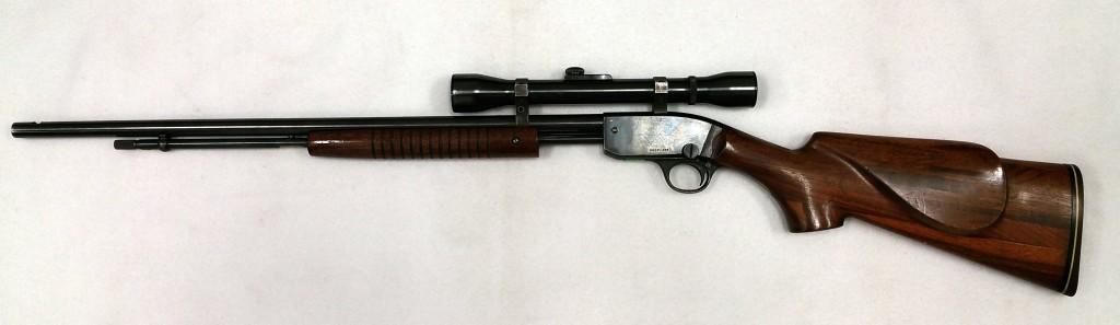 Savage Model 29b Pump Action 22-2