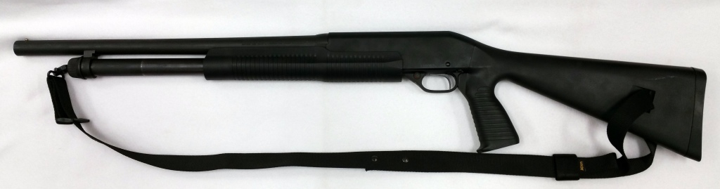 Stevens MDL 320 12GA-2