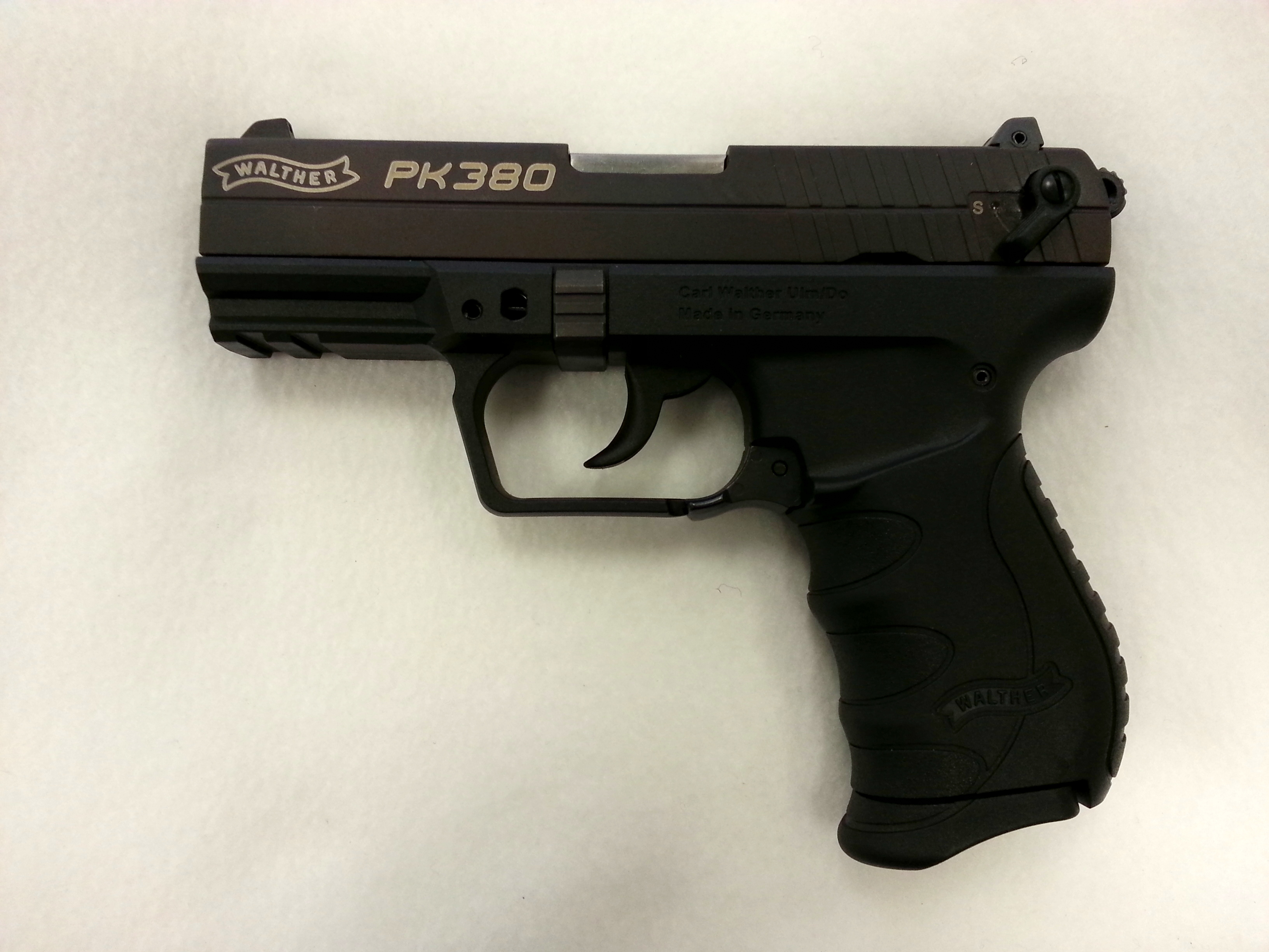 Walther PK380 A-2