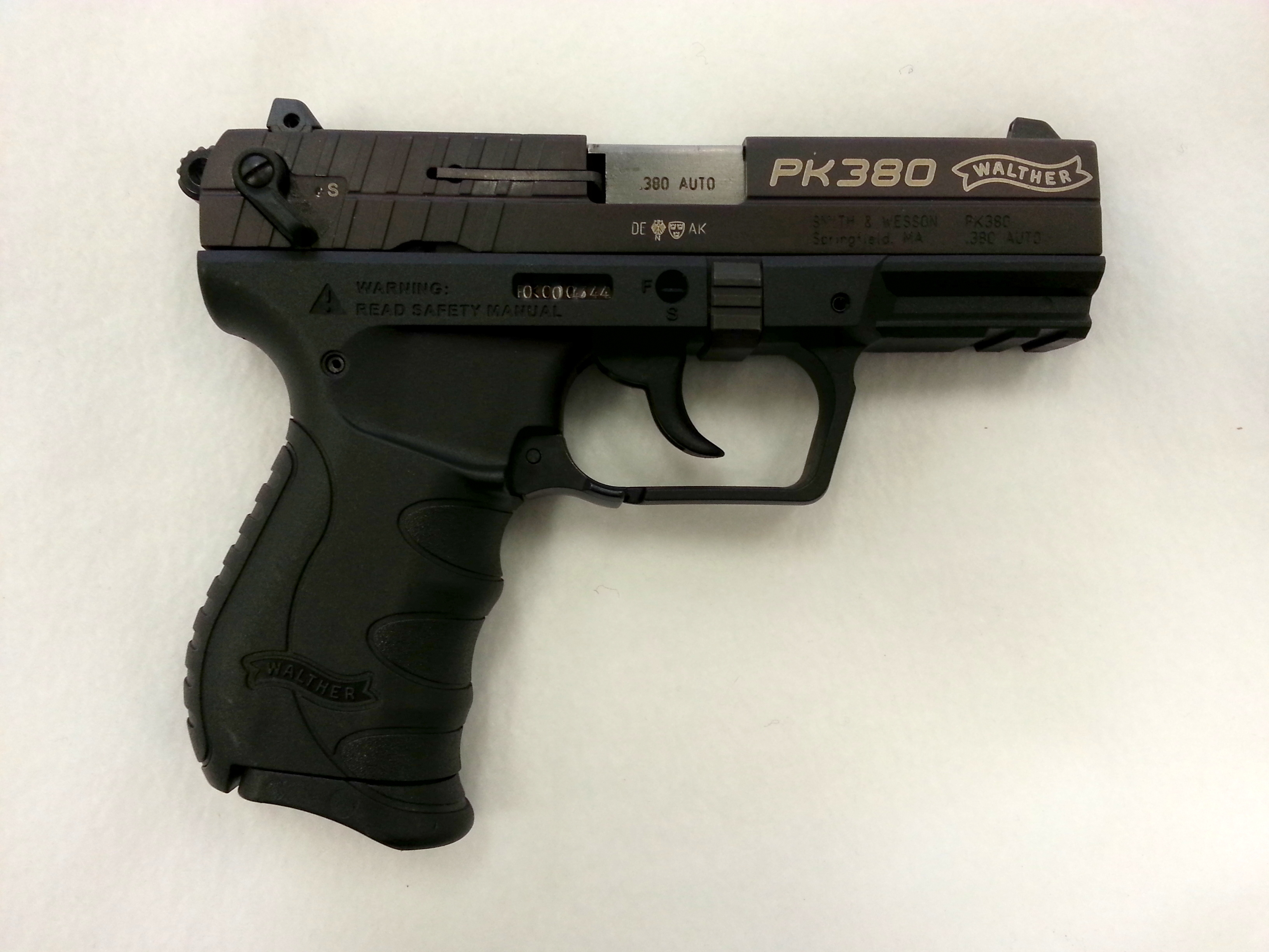 Walther PK380 A