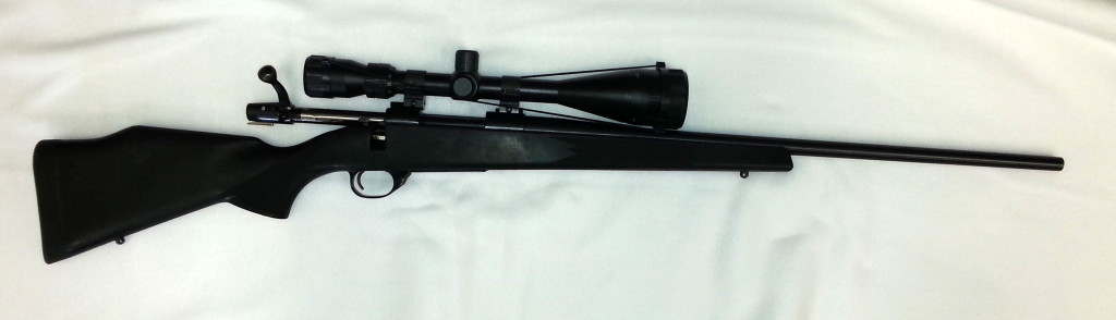 Weatherby VANGUARD 22-250 Rifle