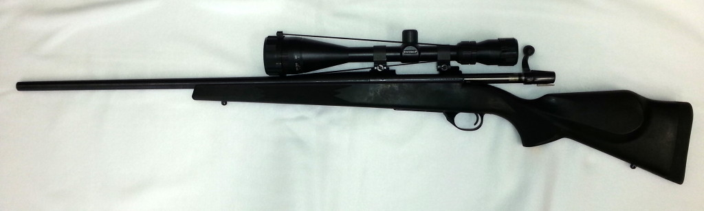 Weatherby VANGUARD 22-250 Rifle-2